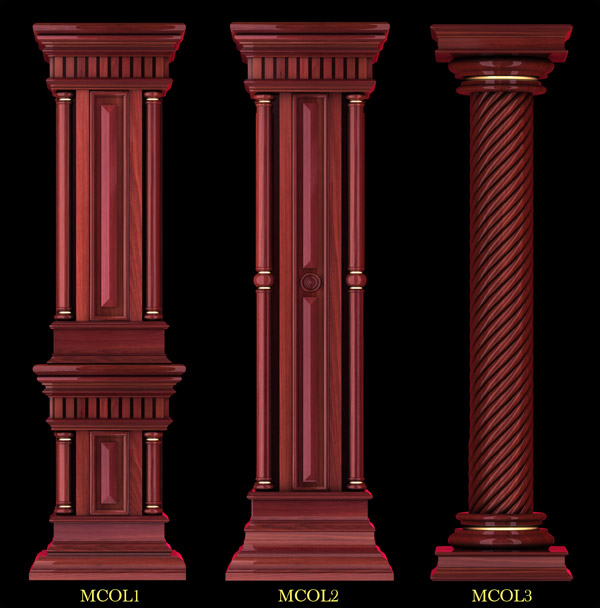 Architectural Columns Product : Mito and son manufacturer of premium timber windows